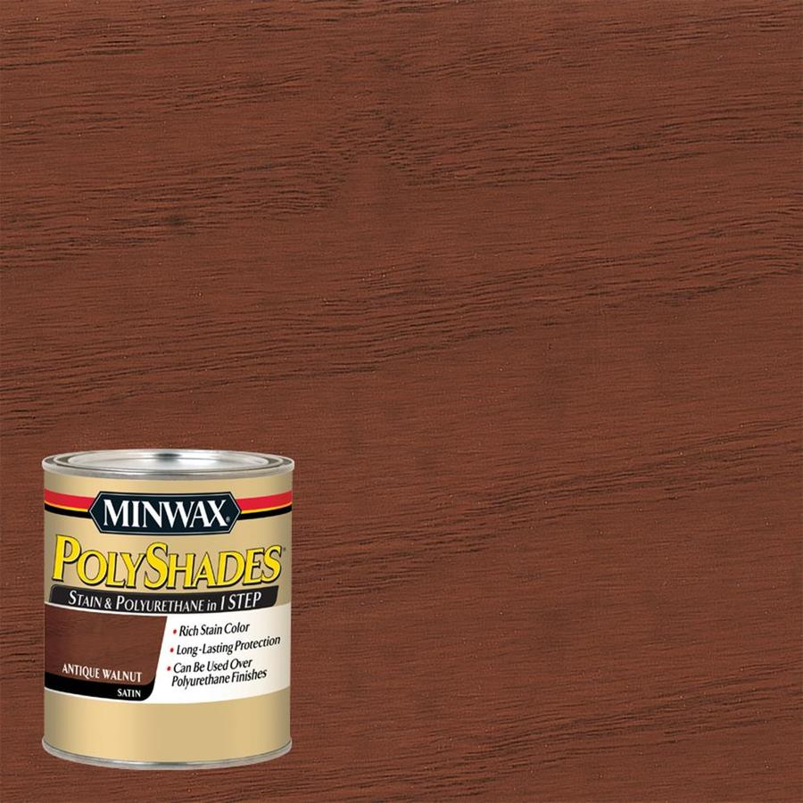 Minwax Antique Walnut Interior Stain (Actual Net Contents: 32-fl oz)