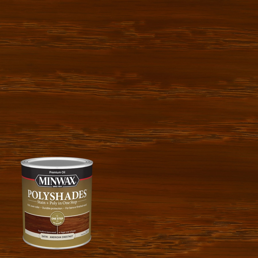 Minwax American Chestnut Interior Stain (Actual Net Contents: 32-fl oz)
