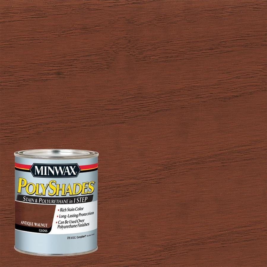 Minwax Antique Walnut Interior Stain (Actual Net Contents: 32-fl oz)