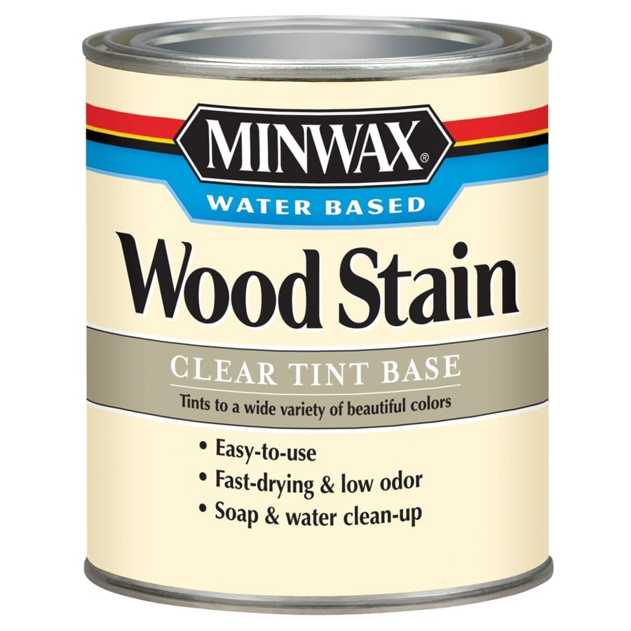 Minwax Tintable Clear Interior Stain (Actual Net Contents: 29-fl oz)