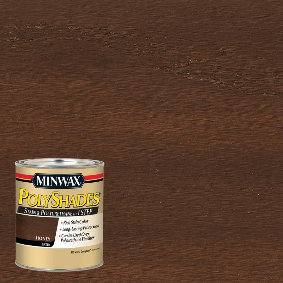 Minwax Honey Interior Stain (Actual Net Contents: 32-fl oz)