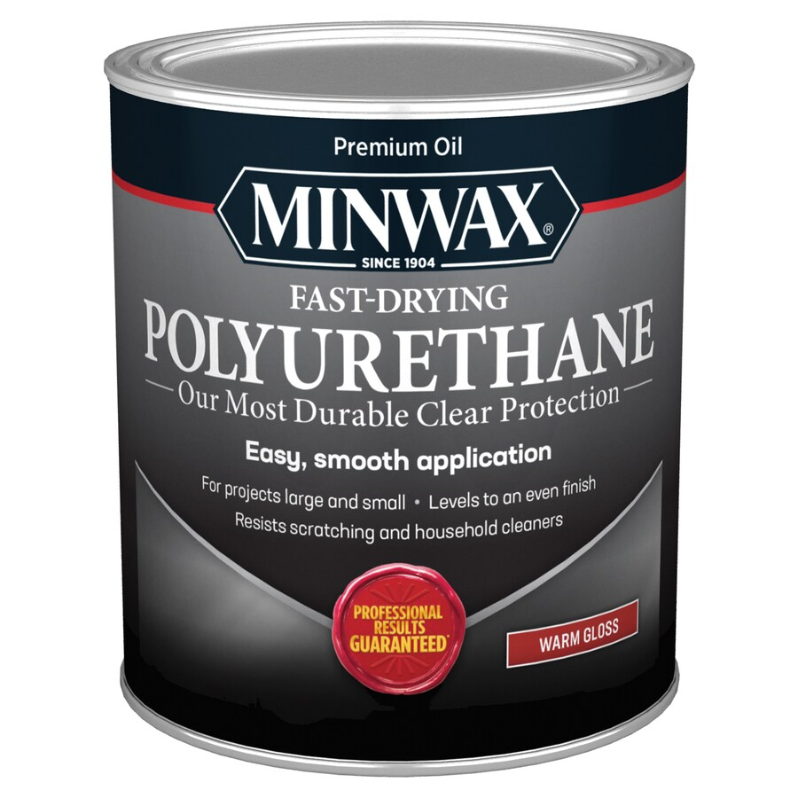 Minwax Gloss Oil-Based 32-fl oz Polyurethane