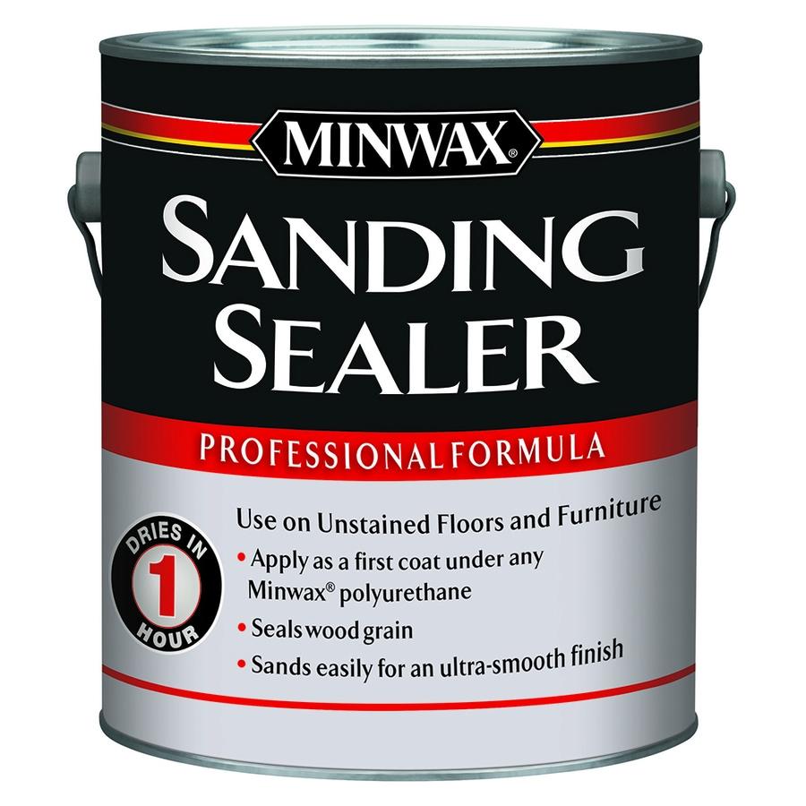 Minwax Water-Based 32-fl oz Sanding Sealer