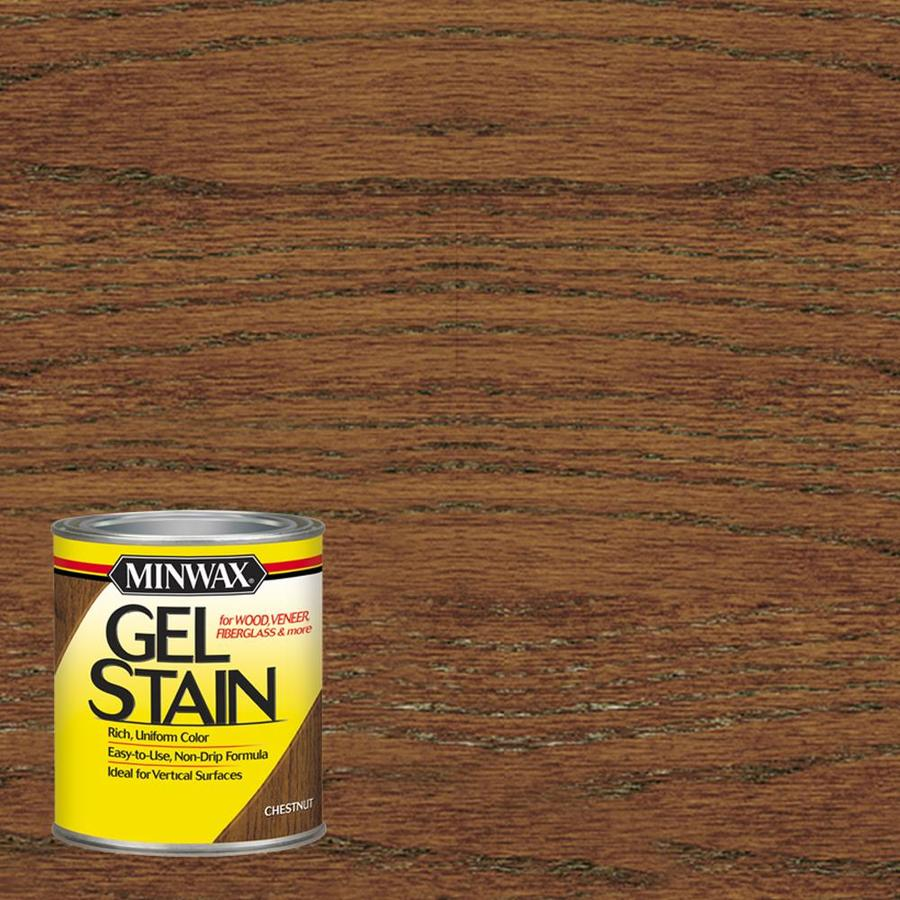Minwax Pre-Tinted Chestnut Interior Stain (Actual Net Contents: 32-fl oz)