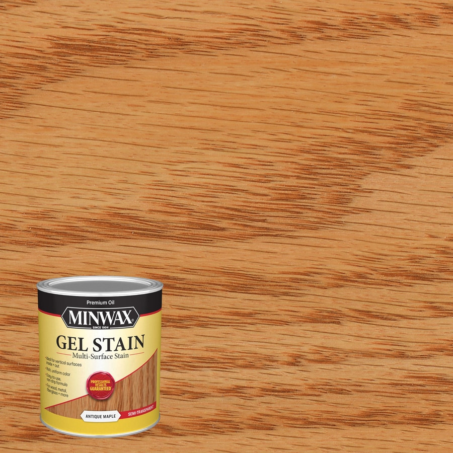 Minwax Pre-Tinted Antique Maple Interior Stain (Actual Net Contents: 32-fl oz)
