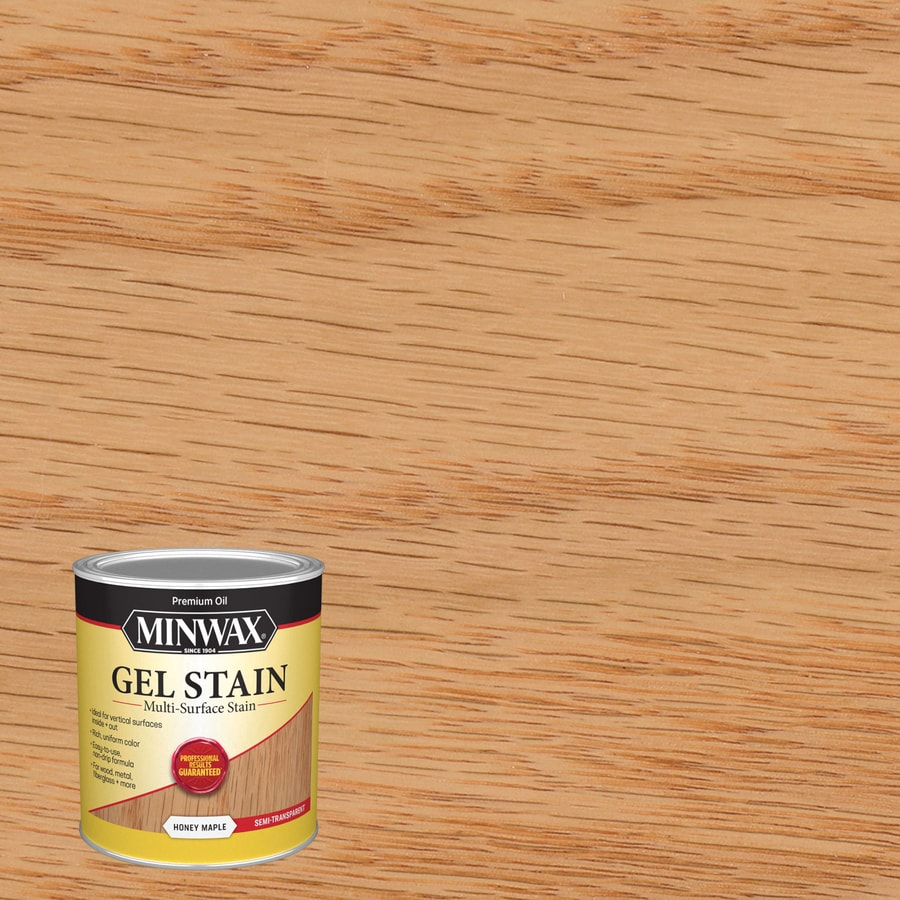 Minwax Pre-Tinted Honey Maple Interior Stain (Actual Net Contents: 32-fl oz)