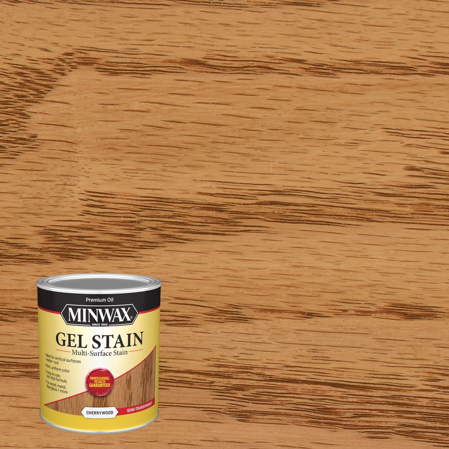 Minwax Pre-Tinted Cherrywood Interior Stain (Actual Net Contents: 32-fl oz)