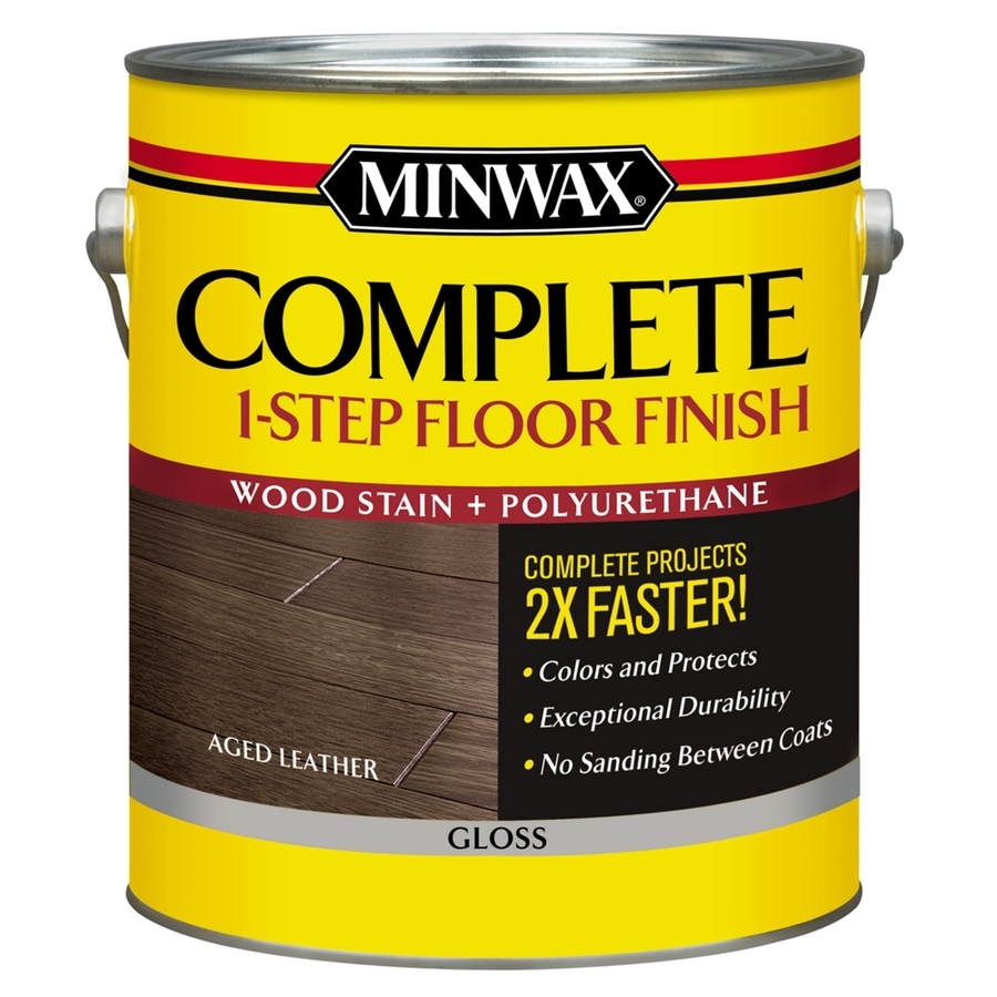 Minwax Aged Leather Interior Stain (Actual Net Contents: 128-fl oz)