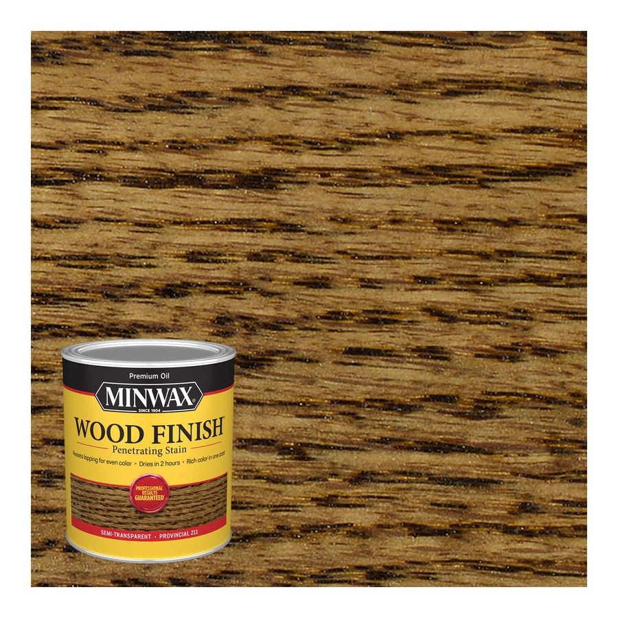 Minwax Provincial Interior Stain (Actual Net Contents: 32-fl oz)