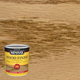 Minwax Wood Finish Satin Fruitwood Oil-based Interior Stain (Actual Net Contents: 32-fl oz)