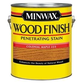Minwax® Wood Finish™ Colonial Maple, 1-Gal