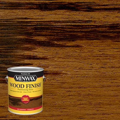Minwax Wood Finish Satin Espresso Oil Based Interior Stain