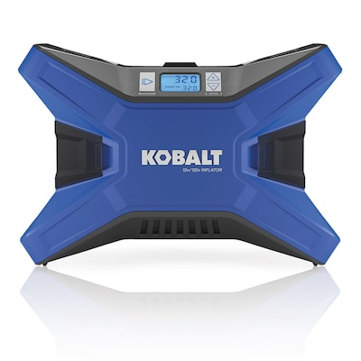 Kobalt 12-Volt And 120-Volt/AC Voltage Air Inflator (Power