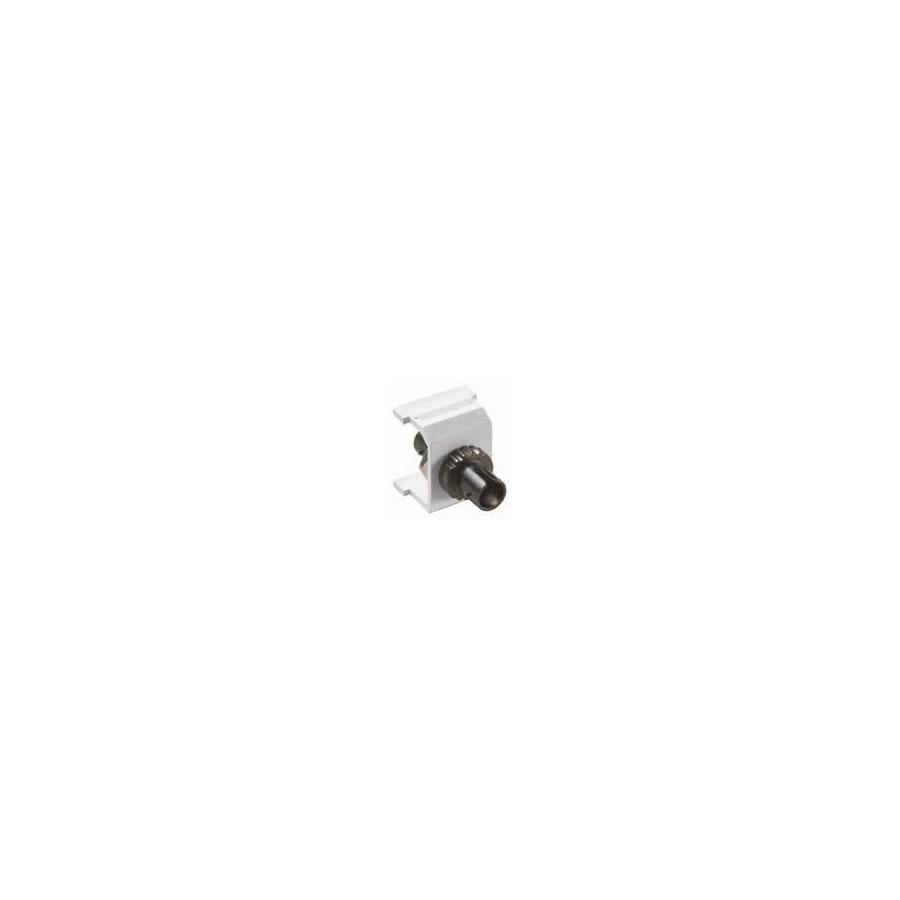 Lutron Aluminum Screw-On F-Connector