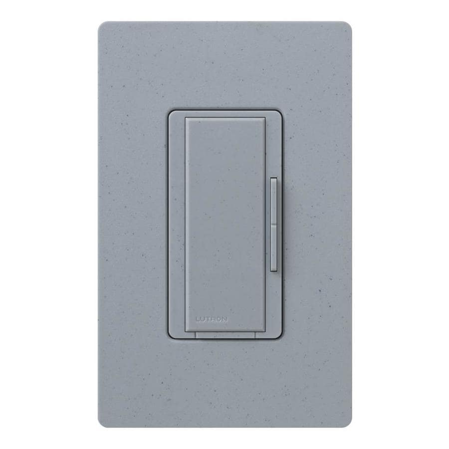 Lutron Maestro 1000-Watt 3-Way/4-Way Bluestone Tap Indoor Dimmer