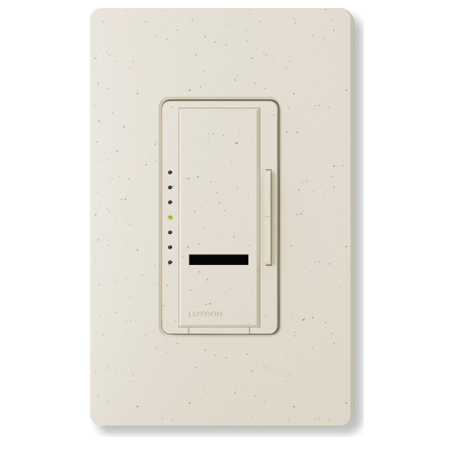 Lutron Maestro IR 450-Watt Single Pole Wireless Stone Remote Control Indoor Dimmer
