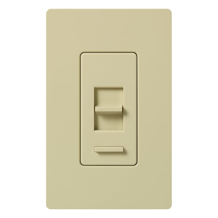 Lutron Lumea 5-Amp Ivory Preset Dimmer