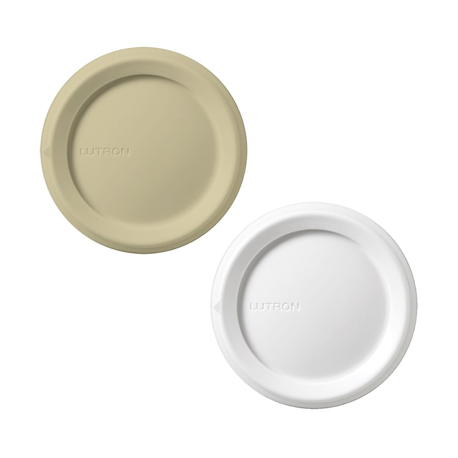 Lutron Rotary White Ivory Replacement Rotary Knob At Lowes Com