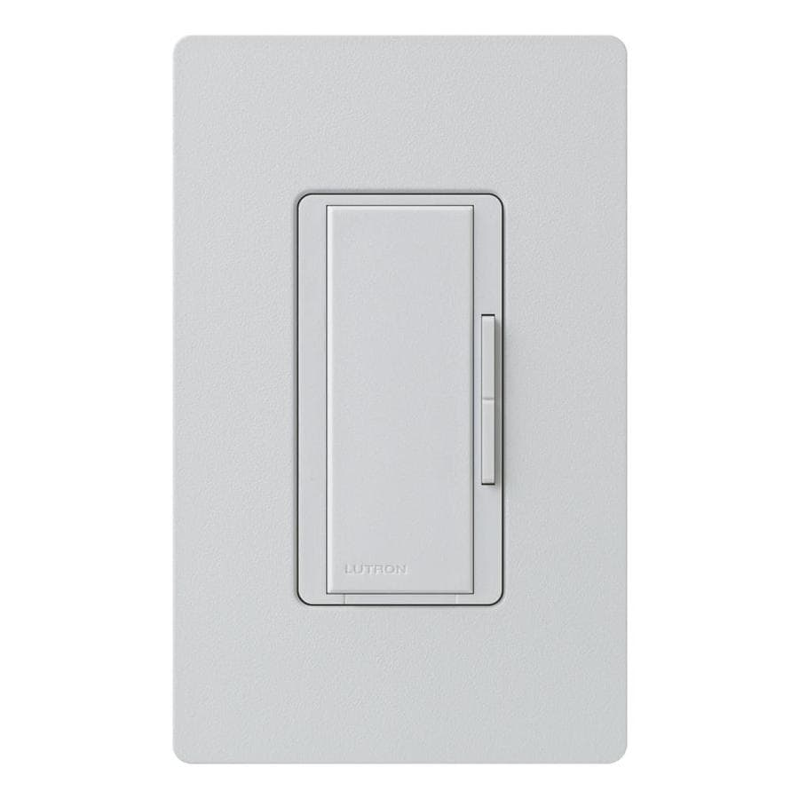 Lutron Maestro 1000-Watt 3-Way/4-Way Palladium Tap Indoor Dimmer