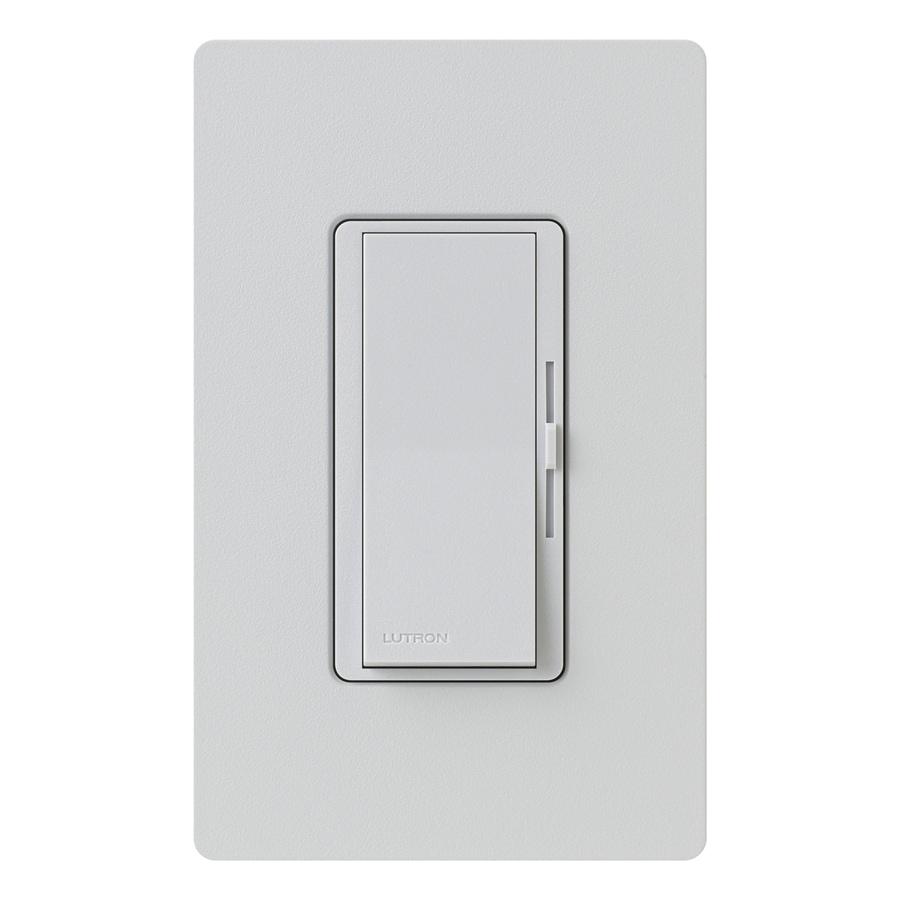 Lutron Diva 1000-watt Single Pole Palladium  Indoor Dimmer