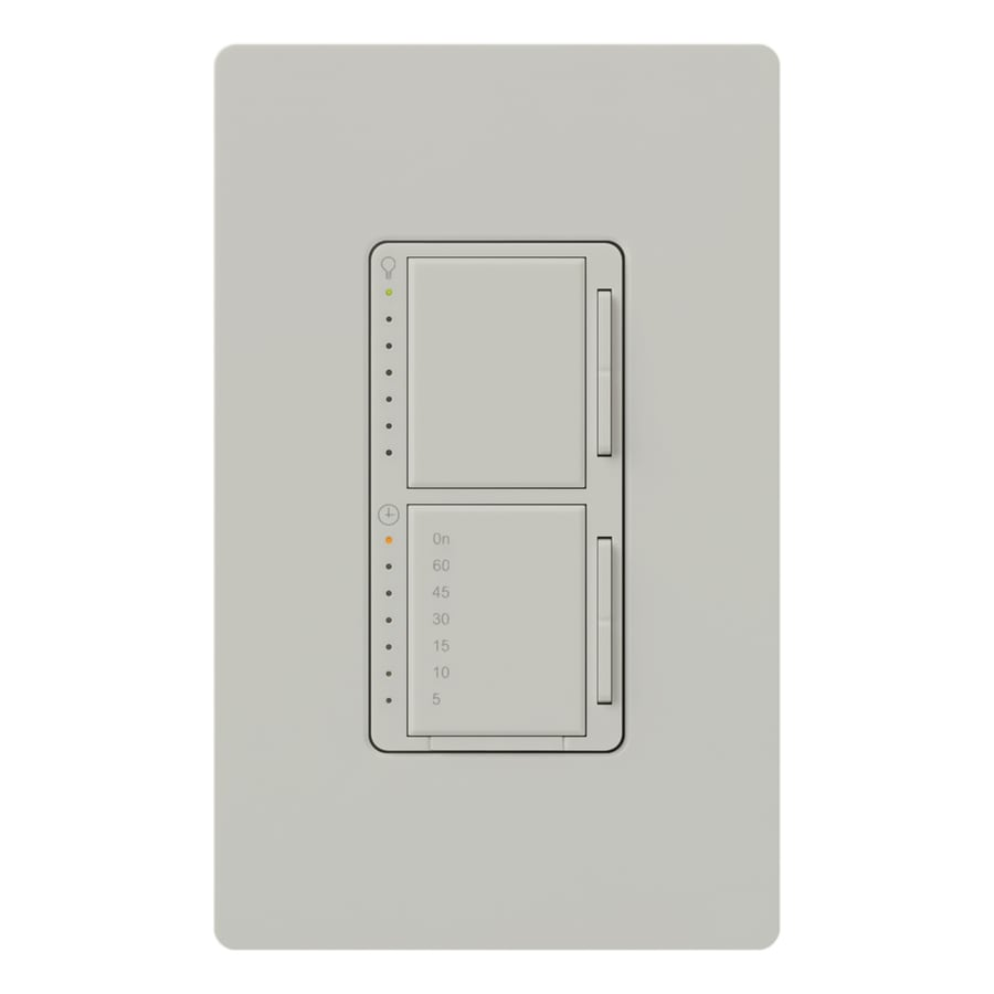 Lutron Maestro 2-Amp Digital Residential Hardwired Countdown Lighting Timer