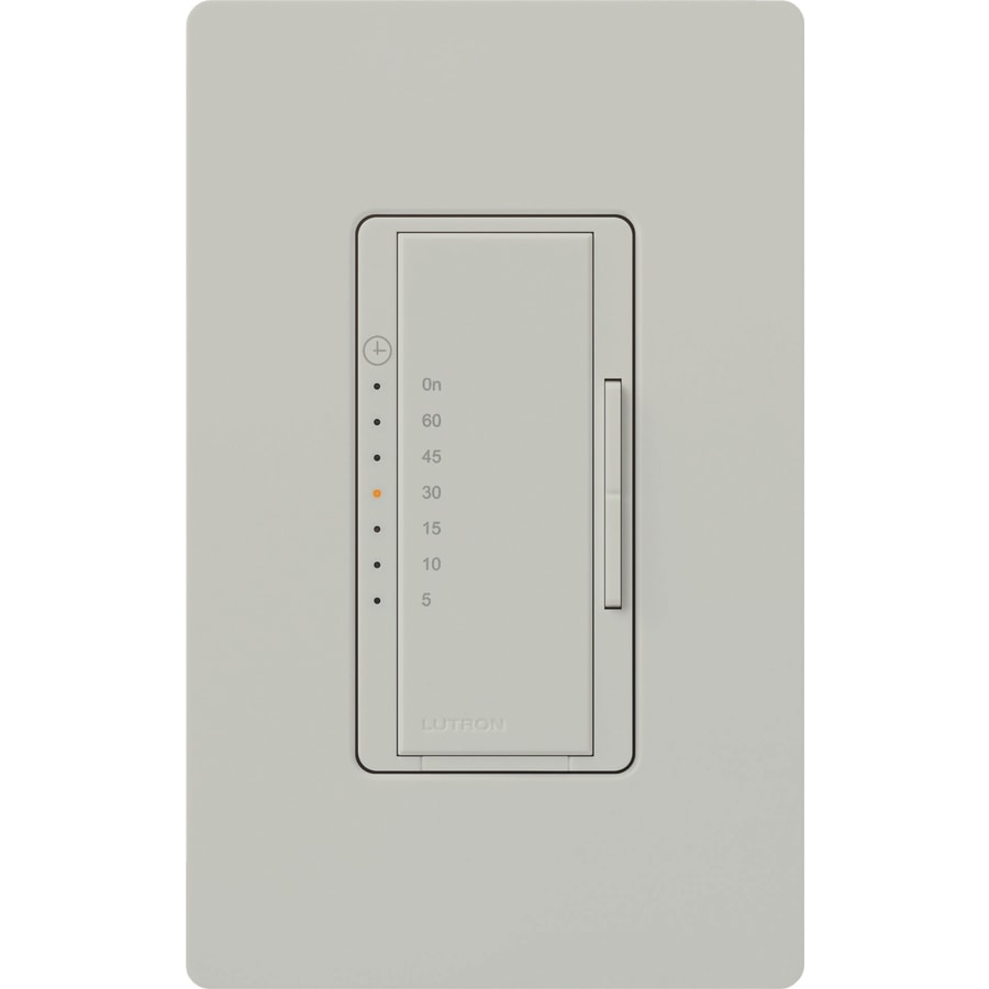 Lutron Maestro 5-Amp Digital Residential Hardwired Countdown Lighting Timer