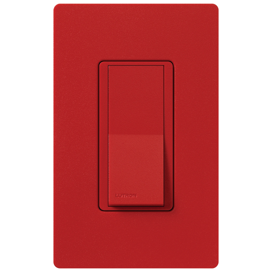 Lutron Claro 15-Amp 4-Way Hot Push Indoor Light Switch