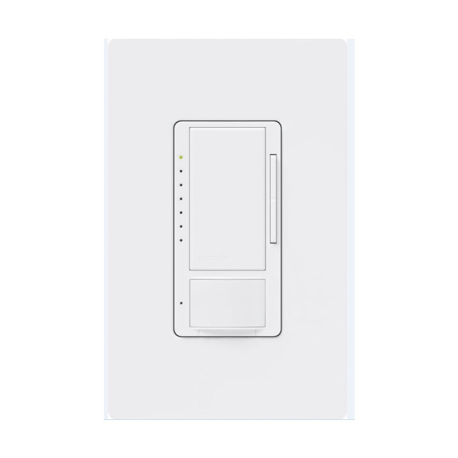 Lutron Maestro-Switch White Dimmer