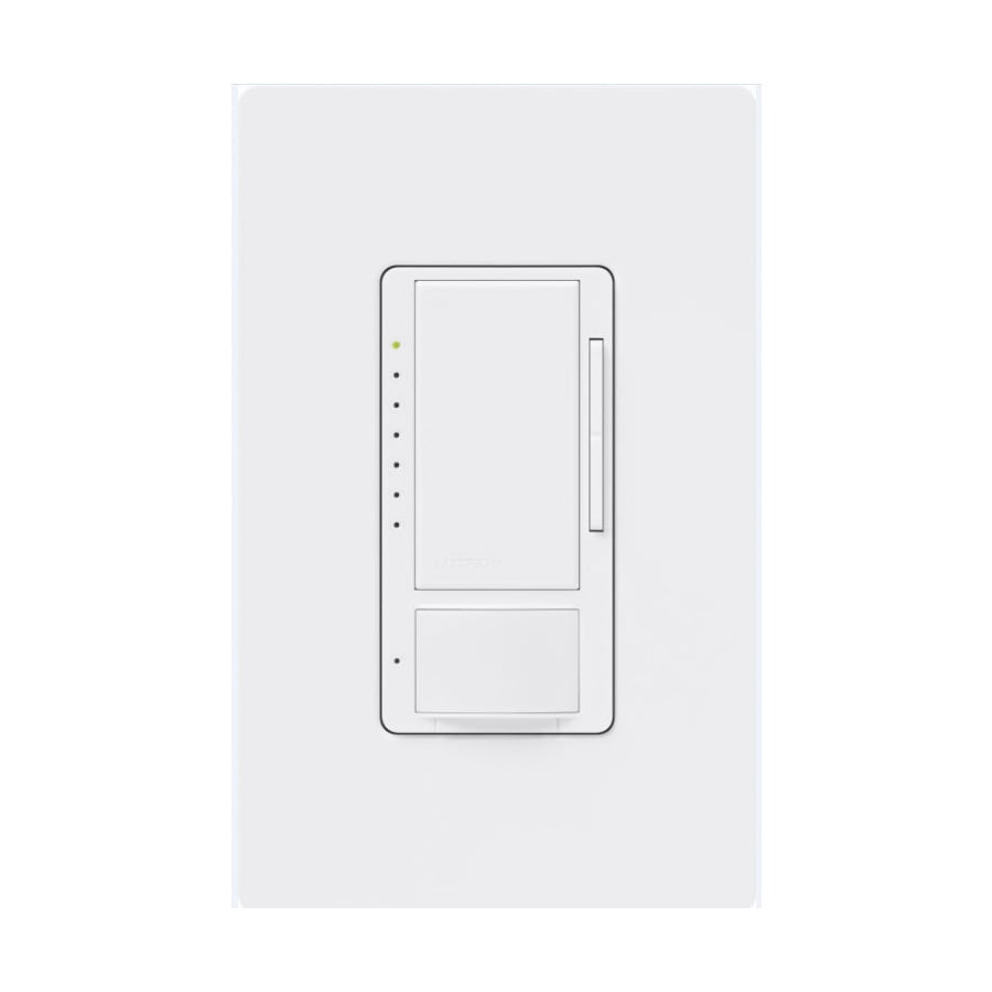 Lutron Maestro-Switch White Dimmer