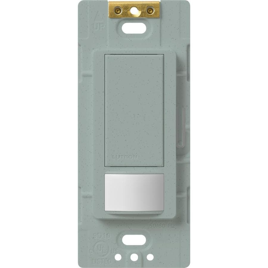 Lutron Maestro 2-Amp Single Pole Bluestone Indoor Motion Occupancy/Vacancy Sensor