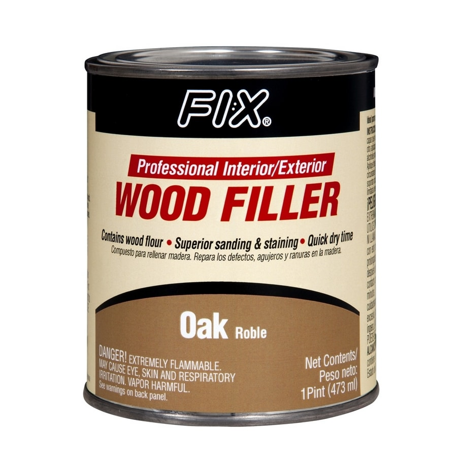 PL FI:X 16-oz Wood Filler Oak