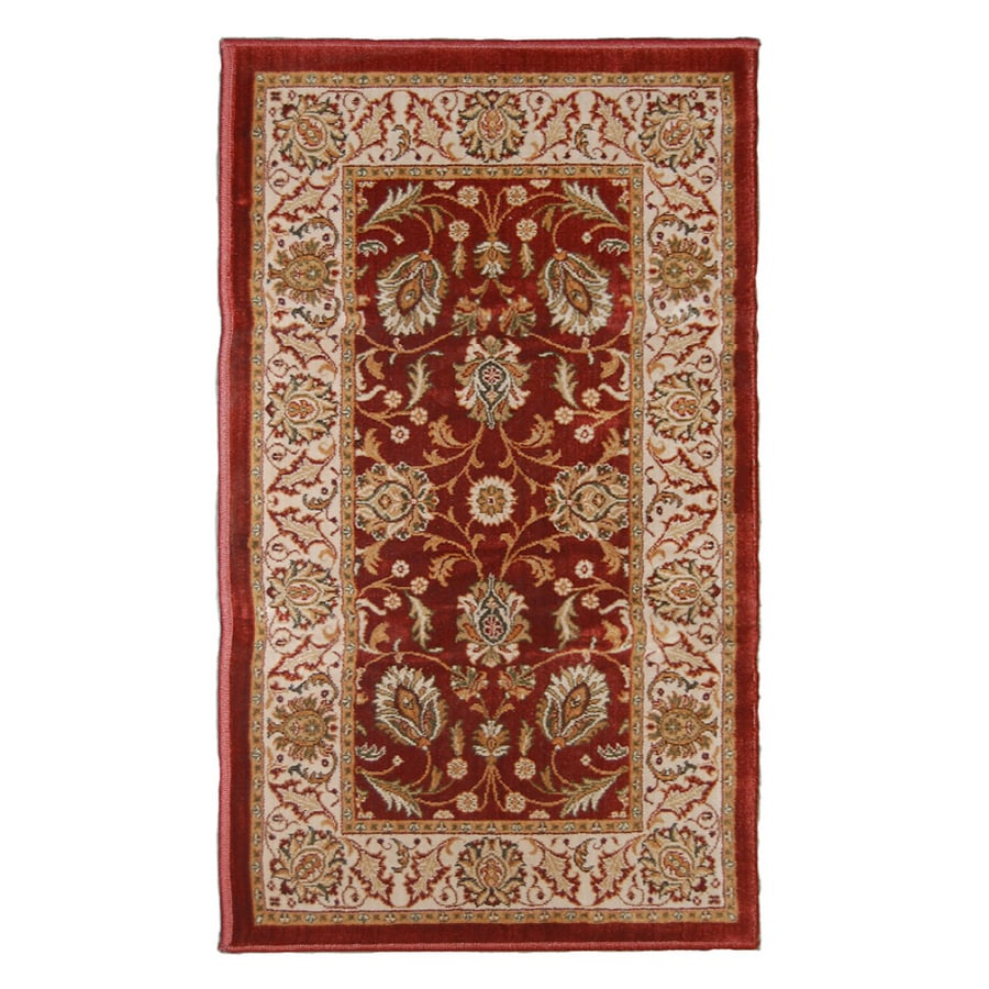 Orian Rugs 23 X 39 Spanish Red Royal Heritage Accent Rug
