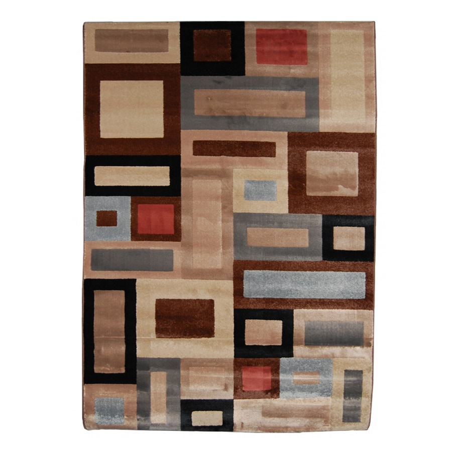 Orian Rugs 11 X 13 Barley Franklin Squares