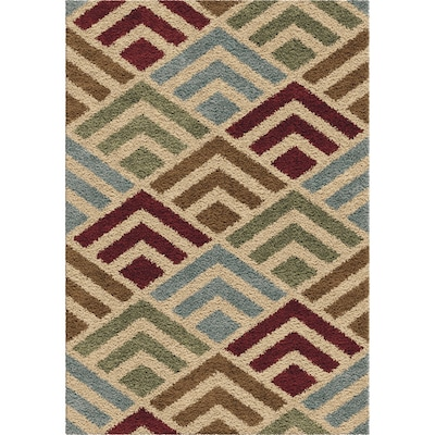 Orian Rugs Natica Multi Indoor Global Area Rug Common 8 X