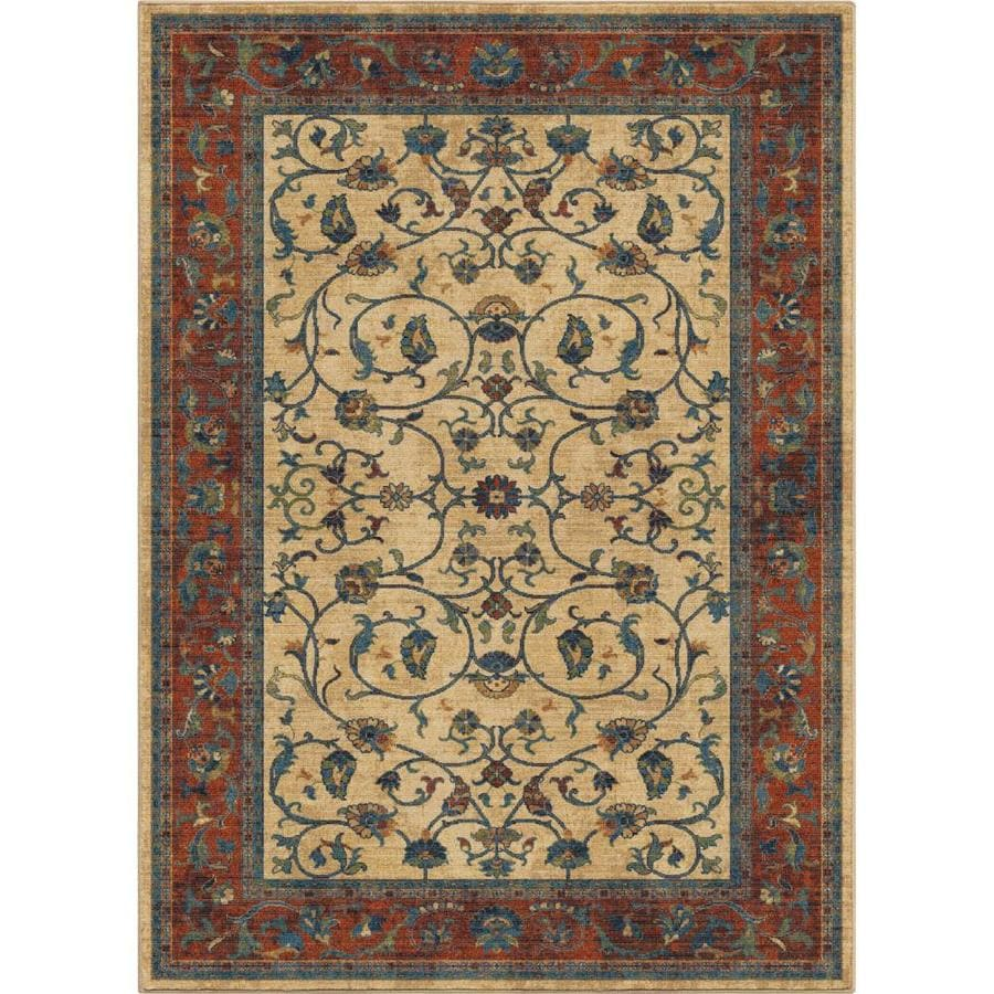allen + roth 3-ft11-inx5-ft5-in Breelynn Area Rug