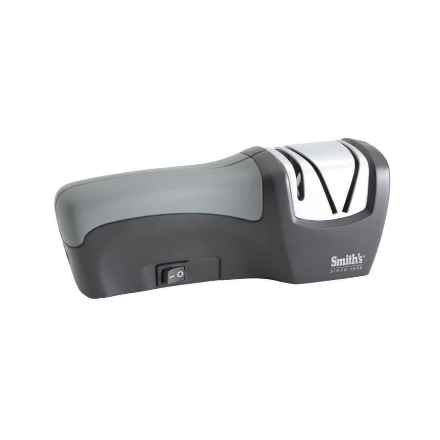 Smith's Black Electric Knife Sharpener