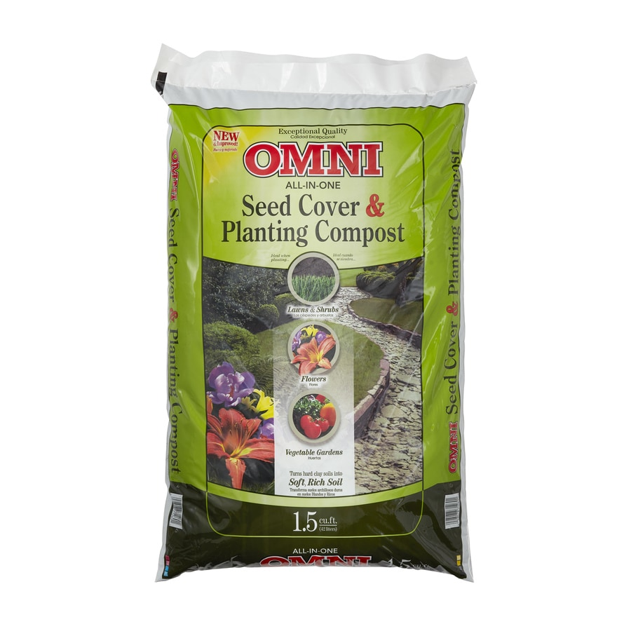 GRO-WELL 1.5-cu ft Organic Compost