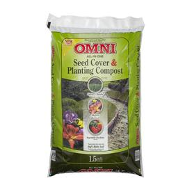 GRO WELL 15 Cu Ft Compost And Seed Cover