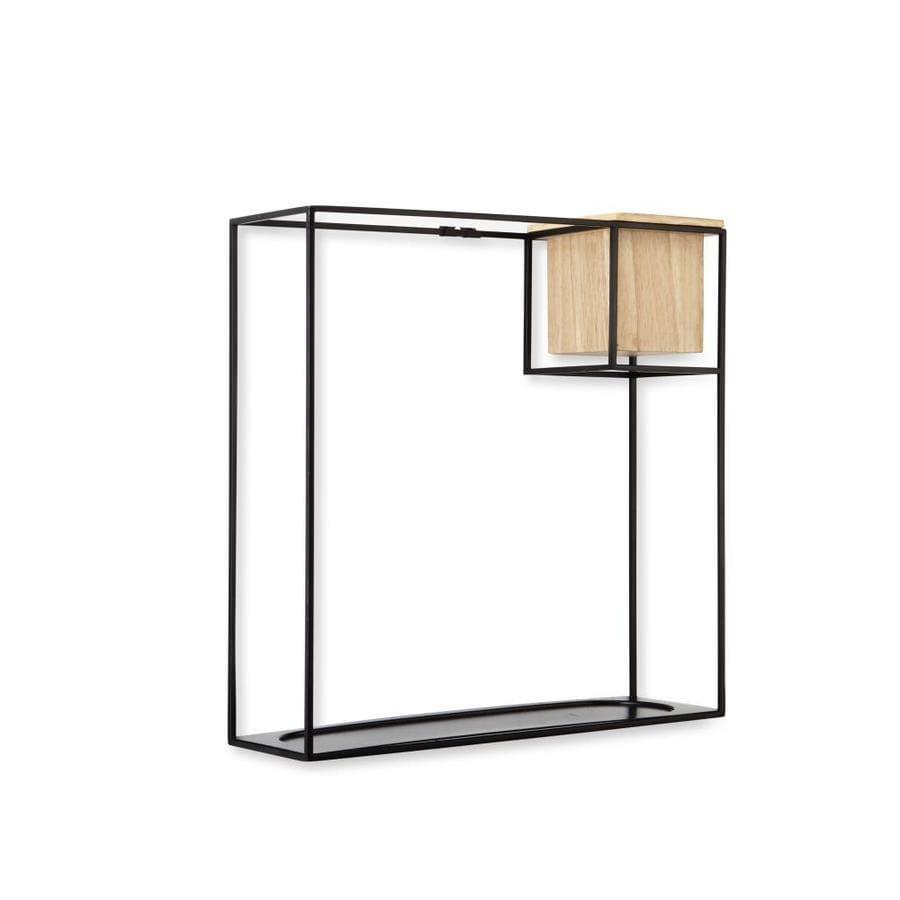 Umbra 15.15-in W x 15-in H x 15.15-in D Steel Wall Mounted Shelving