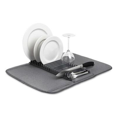8.5-in W x 1.5-in L x 17-in H Cloth Drying Mat