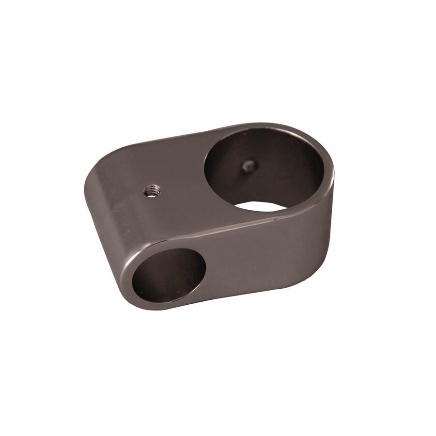 Barclay Polished Chrome Brass Eye Loops