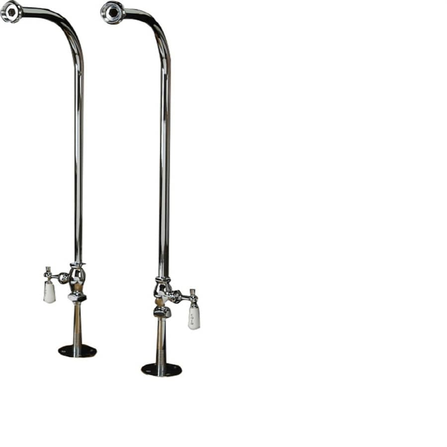 Barclay 2-Pack 30-in Copper Faucet Supply Lines