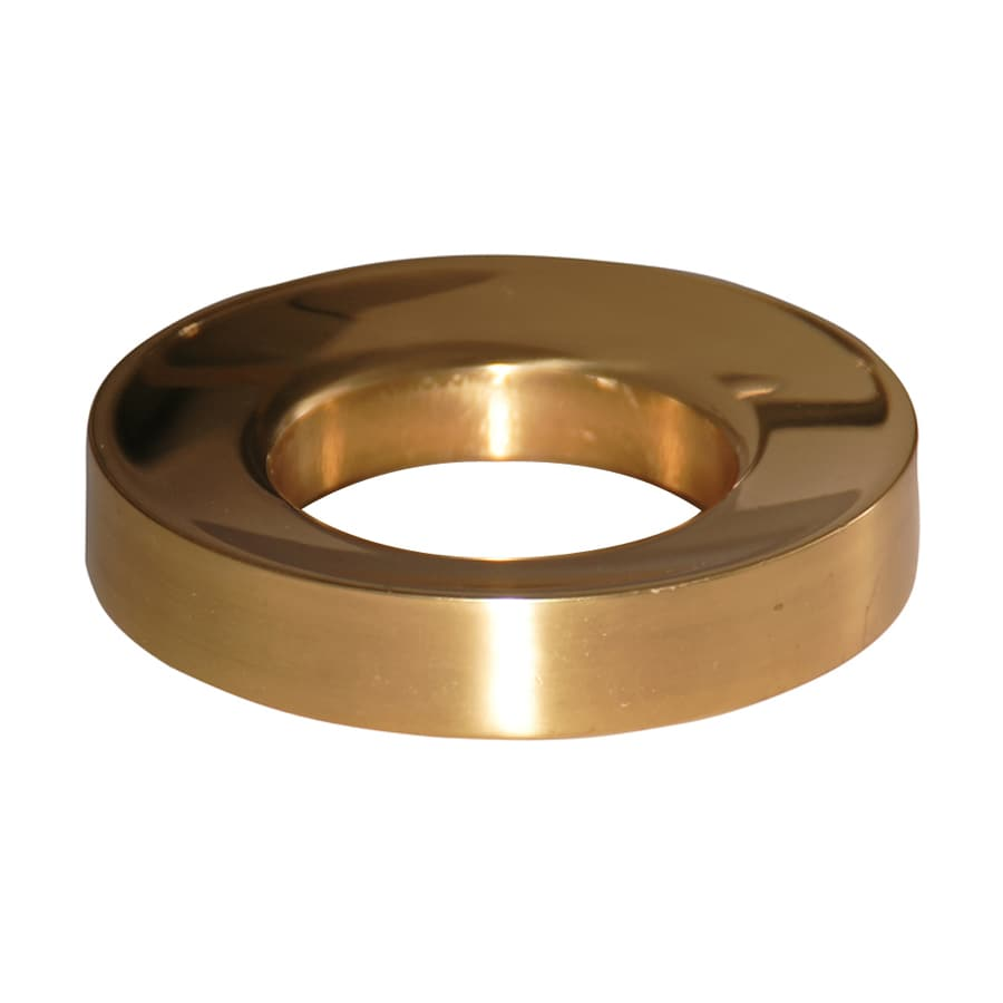 Barclay Polished Brass Mounting Ring for Vessel Sink