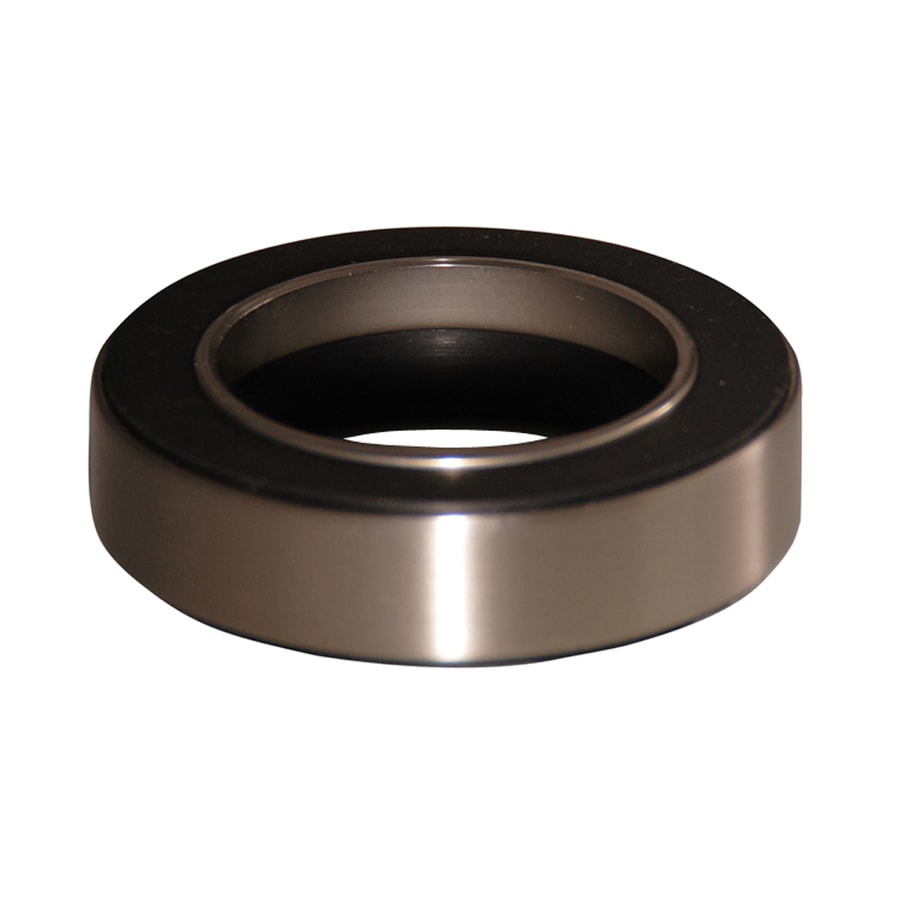 Barclay Brushed Nickel Mounting Ring for Vessel Sink