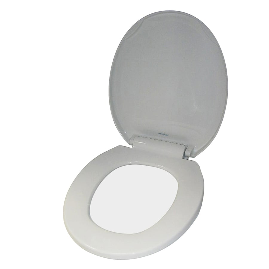 Barclay Plastic Slow-Close Toilet Seat