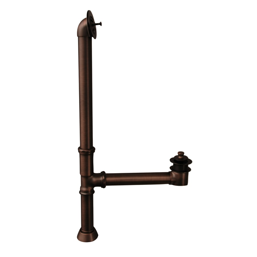 Shop Barclay 1 1 2 In Oil Rubbed Bronze Lift And Turn With