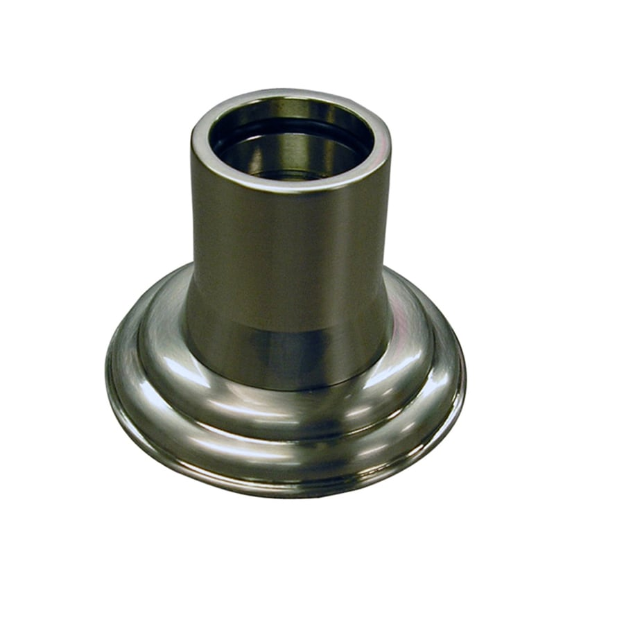 Shop barclay brushed nickel brass flanges at lowes