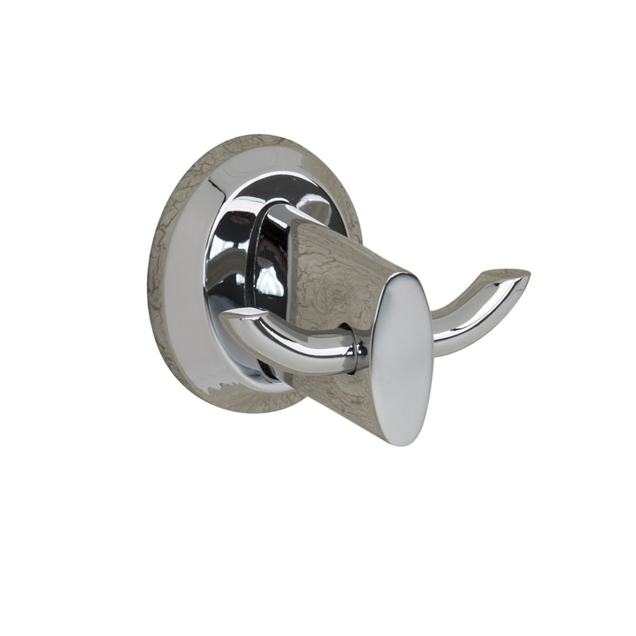 Barclay Katniss 2-Hook Chrome Towel Hook