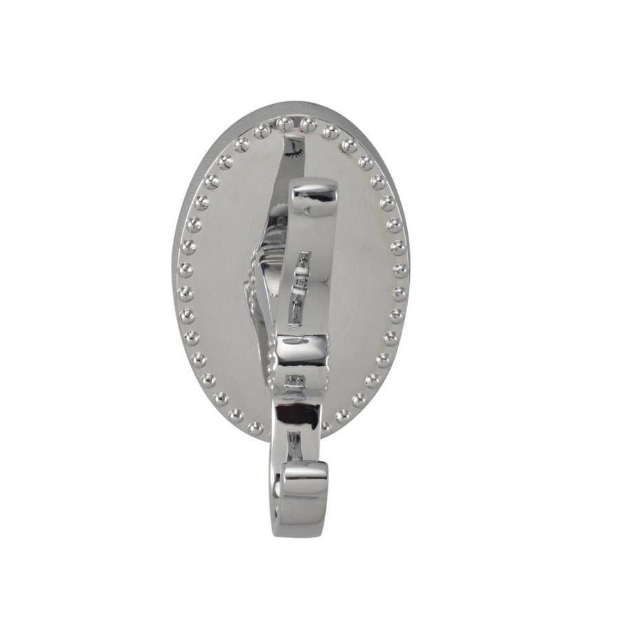 Barclay Cordelia 2-Hook Chrome Towel Hook