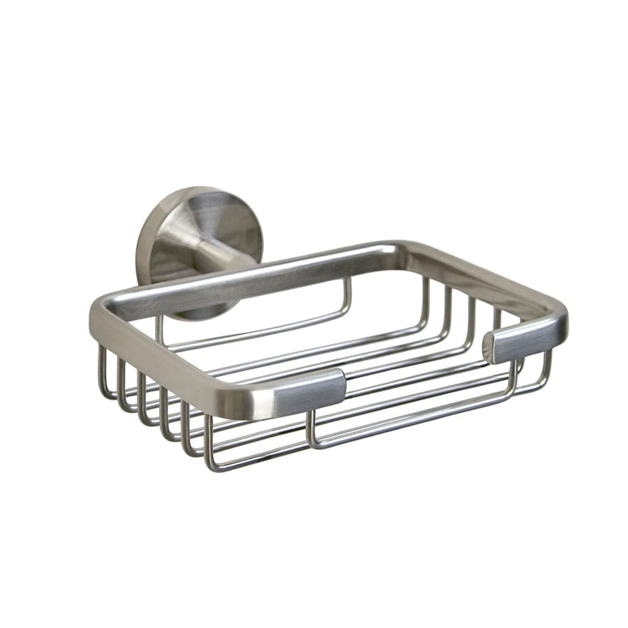 Barclay Berlin Brushed Nickel Brass Soap Dish